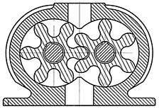 Шестеренчатые насосы ШНК