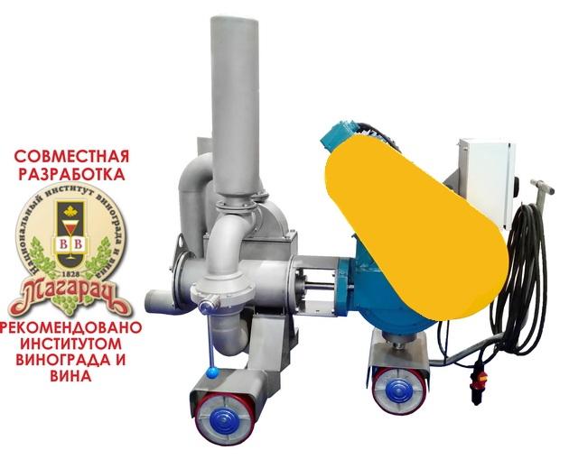 Поршневой мезгонасос НПМ-32/32